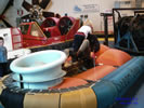 Human Powered Hovercraft :: Steam Boat Willy